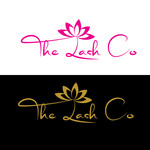 the lash co. Logo - Entry #28