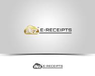 ez e-receipts Logo - Entry #105