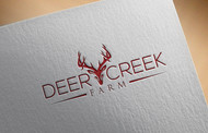 Deer Creek Farm Logo - Entry #66