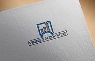 Premier Accounting Logo - Entry #454