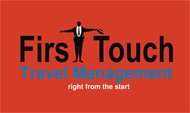 First Touch Travel Management Logo - Entry #17