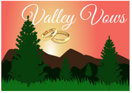 Valley Vows Logo - Entry #49