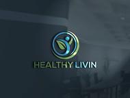 Healthy Livin Logo - Entry #475