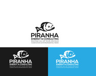 Piranha Energy & Consulting Logo - Entry #5