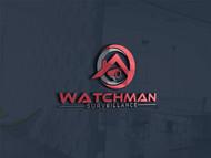 Watchman Surveillance Logo - Entry #316