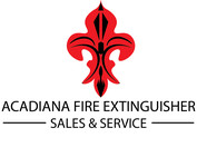 Acadiana Fire Extinguisher Sales and Service Logo - Entry #110