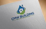 CMW Building Maintenance Logo - Entry #62