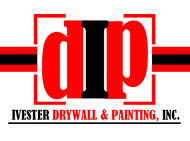 IVESTER DRYWALL & PAINTING, INC. Logo - Entry #140