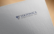 Tektonica Industries Inc Logo - Entry #70
