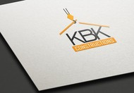 KBK constructions Logo - Entry #81