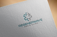 Regenerwave Men's Clinic Logo - Entry #34