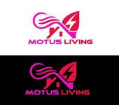 Motus Living Logo - Entry #66