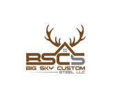 Big Sky Custom Steel LLC Logo - Entry #31