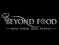 Beyond Food Logo - Entry #9