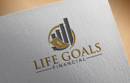 Life Goals Financial Logo - Entry #141