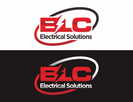BLC Electrical Solutions Logo - Entry #7