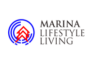 Marina lifestyle living Logo - Entry #71