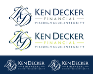 Ken Decker Financial Logo - Entry #35