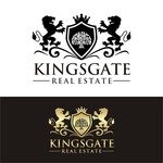 Kingsgate Real Estate Logo - Entry #142