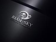 Blue Sky Life Plans Logo - Entry #204