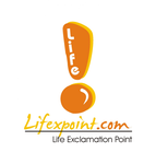 Life Exclamation Point Logo - Entry #3