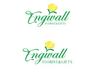 Engwall Florist & Gifts Logo - Entry #197