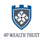 4P Wealth Trust Logo - Entry #84