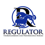 Regulator Thouroughbreds and Performance Horses  Logo - Entry #47