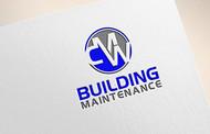 CMW Building Maintenance Logo - Entry #504