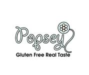 gluten free popsey  Logo - Entry #152
