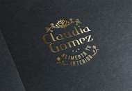 Claudia Gomez Logo - Entry #274