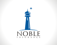 Noble Insurance  Logo - Entry #116