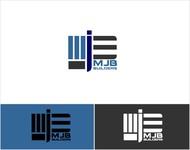 MJB BUILDERS Logo - Entry #42