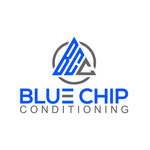 Blue Chip Conditioning Logo - Entry #76