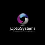 OptioSystems Logo - Entry #51
