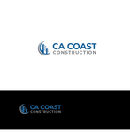 CA Coast Construction Logo - Entry #244
