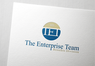 "A combination of the names ""The Enterprise Team"" and ""Benefits Division, Inc."" such as The Benefit Team or The Enterprise Division. Logo - Entry #91"