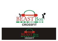 BEAST box CrossFit Logo - Entry #48