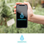 Domotics Logo - Entry #9