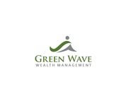 Green Wave Wealth Management Logo - Entry #34