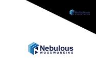 Nebulous Woodworking Logo - Entry #4
