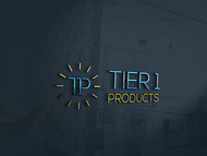 Tier 1 Products Logo - Entry #306