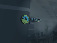 H.E.A.D.S. Upward Logo - Entry #129