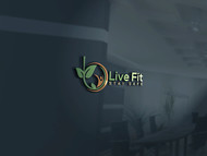 Live Fit Stay Safe Logo - Entry #85