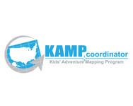 KAMPcoordinator : Kids' Adventure Mapping Program   Logo - Entry #16