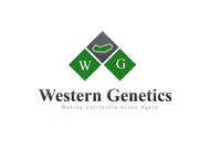 Western Genetics Logo - Entry #59