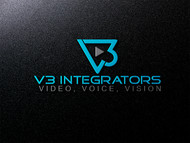 V3 Integrators Logo - Entry #81