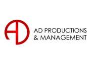 Corporate Logo Design 'AD Productions & Management' - Entry #50