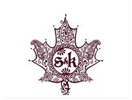 S&K Indian Henna Maple Leaf Logo - Entry #1