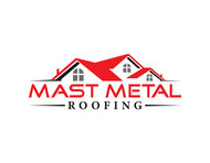 Mast Metal Roofing Logo - Entry #158